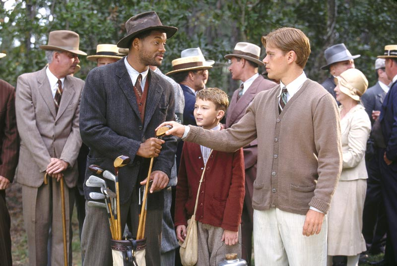the legend of bagger vance The legend of bagger vance is a 2000 sports drama film directed by robert redford, and stars will smith, matt damon and charlize theron the screenplay by jeremy.